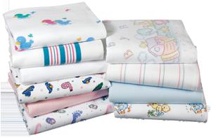 patient linen baby blankets
