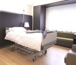 luxury hospital suites