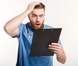 medical uniform studies